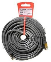 Vivanco Bulk Netwerk kabel 25m