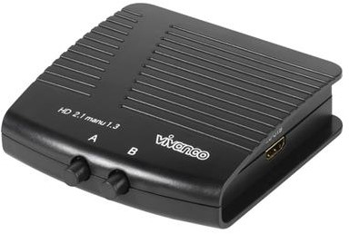 Vivanco HDMI 2 naar 1 switch