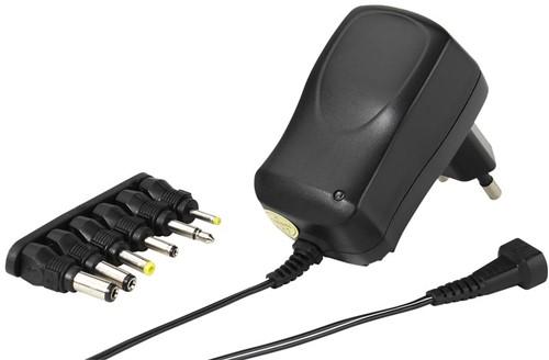 Vivanco PA 600 - AC/DC universele adapter 0.6A