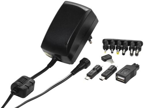 Vivanco PAH 30 - AC/DC universele adapter 2.2A