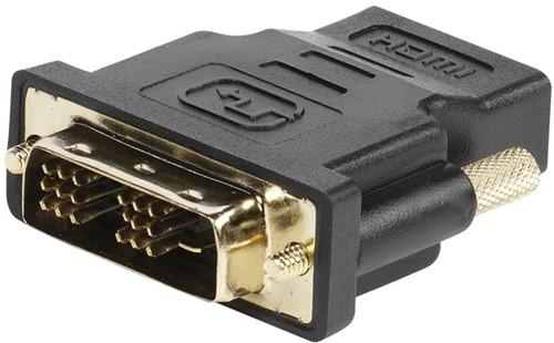 Vivanco DVI plug <-> HDMI socket adapter