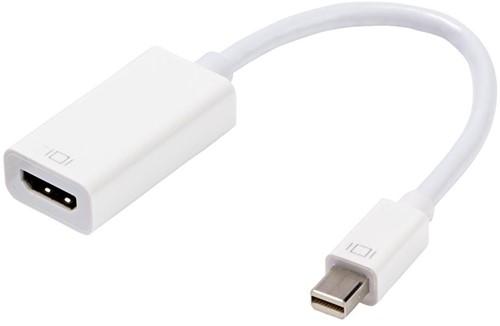 Vivanco Mini DisplayPort plug - HDMI socket