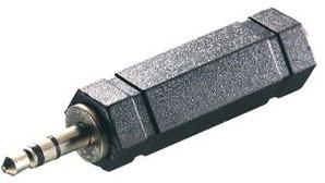Vivanco Jack 3.5 plug <-> 6.35 socket adapter