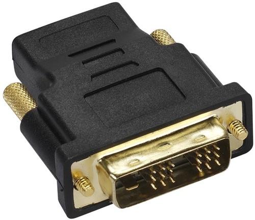 Vivanco DVI plug <-> HDMI socket