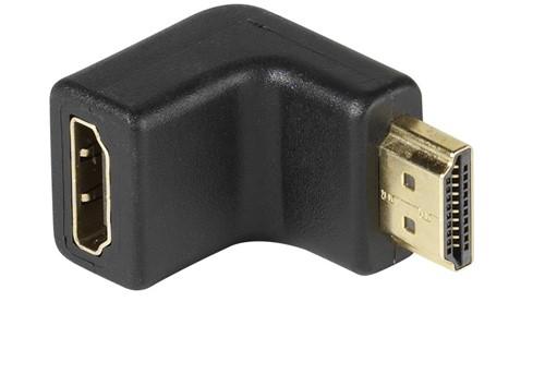 Vivanco HDMI <-> 90° HDMI adapter