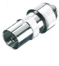 Vivanco Antenne coax socket metaal