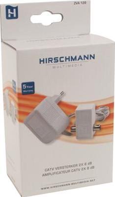Hirschmann ZVA 128 - CATV versterker - 2 uitgangen
