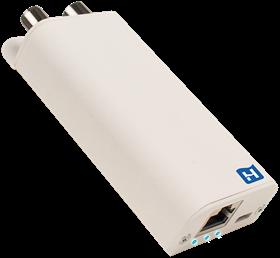 Hirschmann Multimedia over coax adapter 1000Mbps
