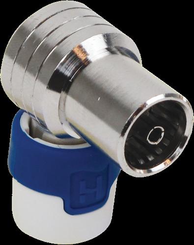 Hirschmann Bulk KOKWI 5 IEC coax socket