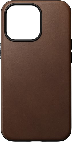 Nomad Modern MagSafe Case iPhone 13 Pro - Brown