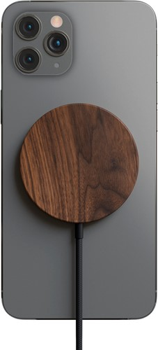 Woodcessories MagPad - wireless MagSafe charger