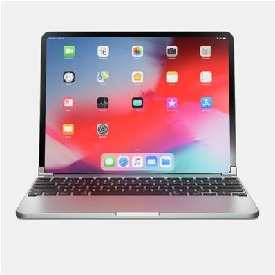Brydge iPad Pro 12.9 Silver