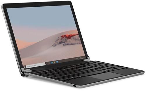 Brydge Surface Go+ 10.5 Platinum - Silver