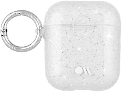 Case-Mate AirPods Case - Sheer Crystal - Clea