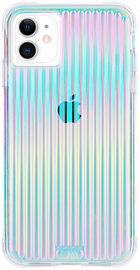 Case-Mate Tough Groove - Iridescent - iPhone 11