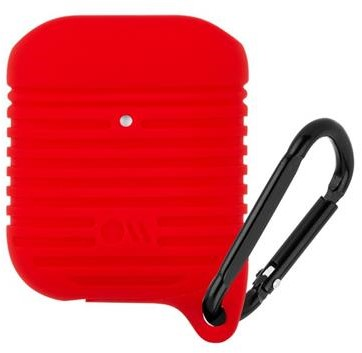 Case-Mate AirPods Tough Case Red / Black
