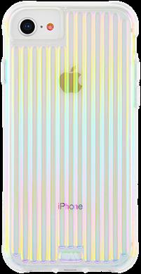 Case-Mate iPhone SE Tough Groove - Iridescent