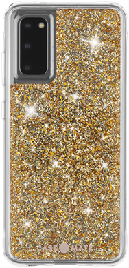 Case-Mate Samsung Galaxy S20 Twinkle - Gold