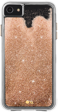 Case-Mate iPhone SE Waterfall - Gold