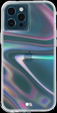 Case-Mate iPhone 12 Pro Max Soap Bubble