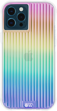 Case-Mate iPhone 12 Pro Max Tough Groove - Iridescent