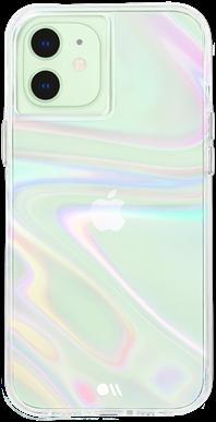 Case-Mate iPhone 12 mini Soap Bubble