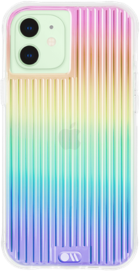 Case-Mate iPhone 12 mini Tough Groove - Iridescent