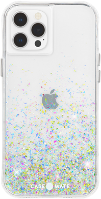 Case-Mate iPhone 12 / 12 Pro Twinkle Ombré - Confetti