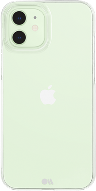 Case-Mate iPhone 12 mini Barely There - Clear