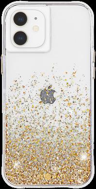 Case-Mate iPhone 12 mini Twinkle Ombré - Gold
