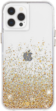 Case-Mate iPhone 12 / 12 Pro Twinkle Ombré - Gold