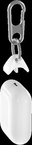 JURA Anchor + Silver Zinc Alloy carabiner