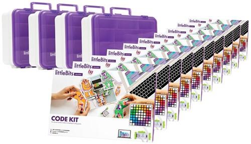 LittleBits Code Kit Class Pack - 10 kits - 30 students