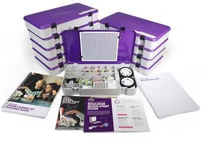 LittleBits STEAM+ Class Pack - 10 Kits - 30 Students