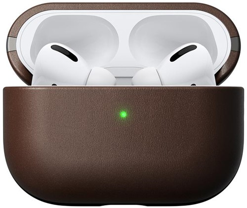 Nomad Airpods Pro Case - Rustic Brown