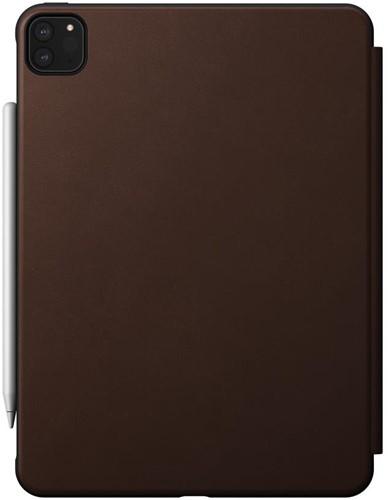 Nomad Rugged iPad Pro 11 Folio - Rustic Brown Leather