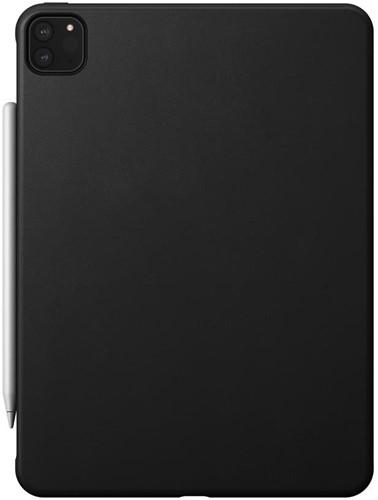 Nomad Rugged iPad Pro 11 Case - Black Leather