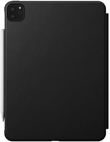 Nomad Rugged iPad Pro 11 Folio - Black Leather