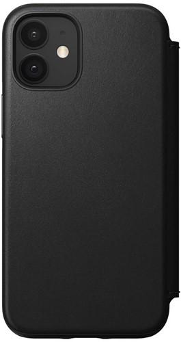 Nomad Rugged Folio iPhone 12 mini - Black