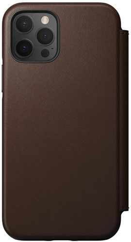 Nomad MagSafe Folio iPhone 12 | 12 Pro - Brown