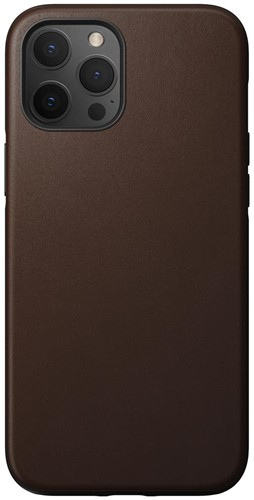 Nomad MagSafe Case iPhone 12 Pro Max - Brown
