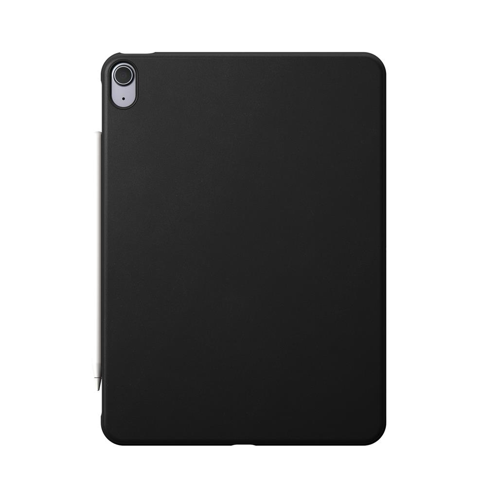 Nomad Rugged iPad Air 4th Gen Case Black Leather