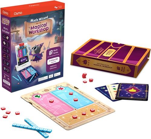 Osmo Math Wizard - Magical Workshop
