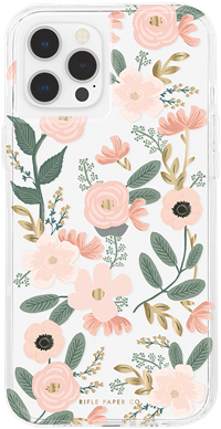 Rifle Paper iPhone 12 Pro Max - Wild Flowers