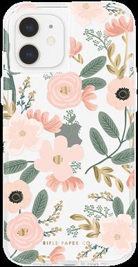 Rifle Paper iPhone 12 mini - Wild Flowers