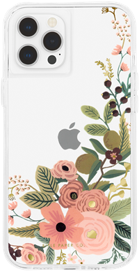 Rifle Paper iPhone 12 / 12 Pro - Floral Vines