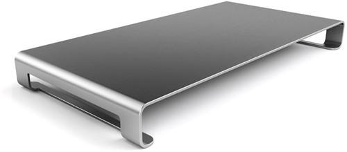 Satechi Slim Aluminium Monitor Stand - Space Grey