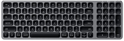 Satechi Compact Bluetooth Keyboard Space Grey