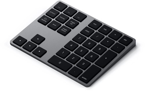 Satechi Bluetooth Extended Keypad - Space Grey