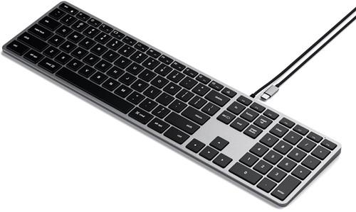 Satechi Slim X3 USB-C Wired Keyboard